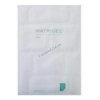 Janssen Matrigel vitamin C face set (Матригель лифтинг-маска для лица с витамином С), 5 желтых пластин - купить, цена со скидкой